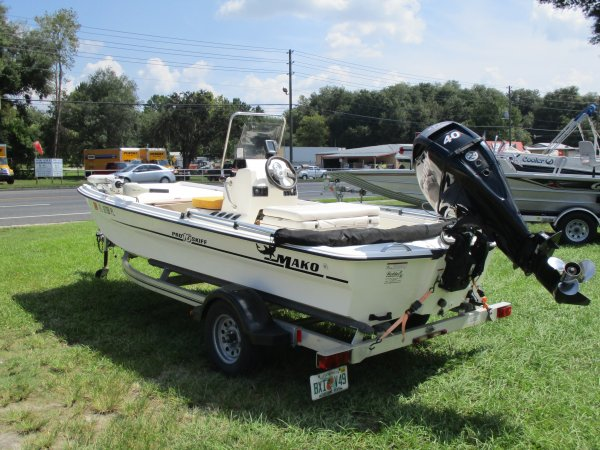 Used 2012 Mako Por 16 Skiff CC for sale 2012 Mako Por 16 Skiff CC for sale in INVERNESS, FL