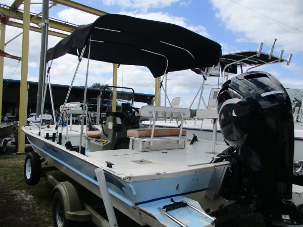 Used 2015  powered Power Boat for sale 2015 Tracker Grizzly for sale in INVERNESS, FL