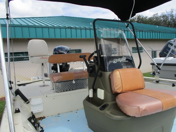 Used 2015 Tracker Power Boat for sale 2015 Tracker Grizzly for sale in INVERNESS, FL