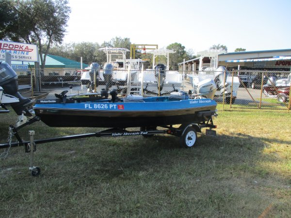 Pre-Owned 2020 A M F Water Moccasin for sale 2012 A M F Water Moccasin for sale in INVERNESS, FL