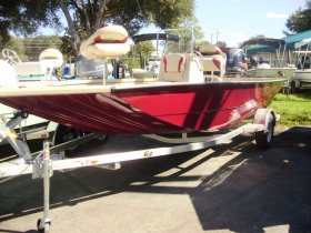 2020 G3 Bay 18 DLX Tunnel for sale at APOPKA MARINE in INVERNESS, FL