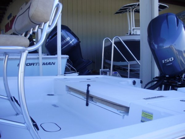 Rear Bench Seat 2020 Sportsman 214 SBX for sale in INVERNESS, FL