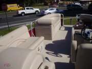 Pre-Owned 2013  powered Power Boat for sale 2013 Avalon Pontoon 2485 DLR for sale in INVERNESS, FL