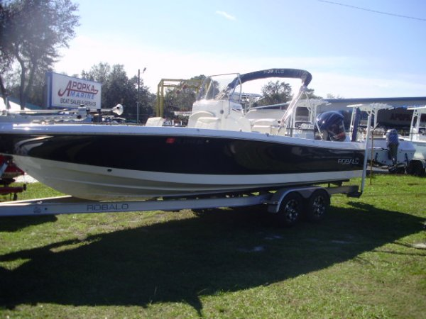Used Robalo 246 2016 2016 Robalo 246 Cayman for sale in INVERNESS, FL