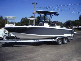 2020 Crevalle 24Bay for sale at APOPKA MARINE in INVERNESS, FL
