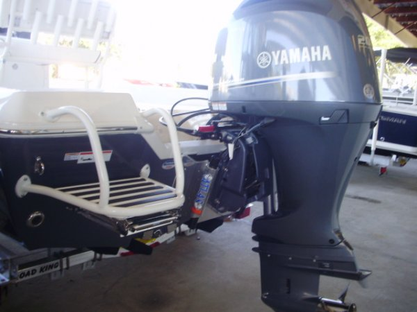 Ladder and Jackplate 2020 Skeeter SX2250 for sale in INVERNESS, FL