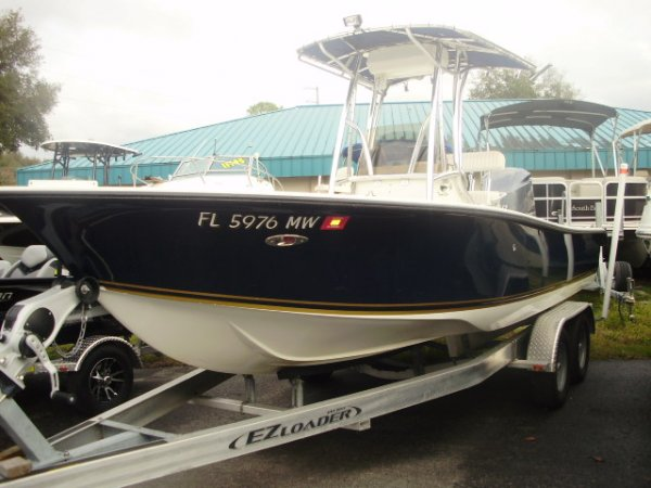2005 23 Bay Action craft wit 2017 Yamaha 250 2005 Action Craft 23 Bay for sale in INVERNESS, FL