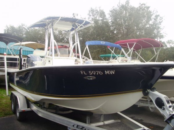 Pre-Owned 2005 Action Craft 23 Bay for sale 2005 Action Craft 23 Bay for sale in INVERNESS, FL