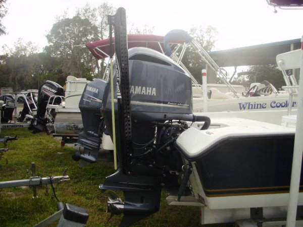 Power Pole 2005 Action Craft 23 Bay for sale in INVERNESS, FL