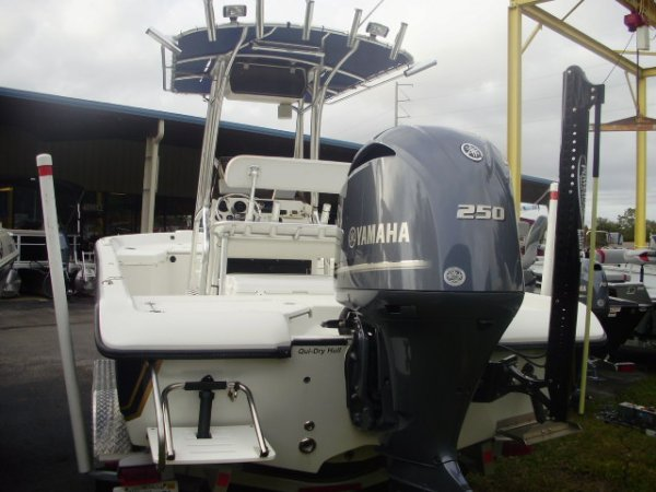 2017 Yamaha 250 4-stroke 2005 Action Craft 23 Bay for sale in INVERNESS, FL