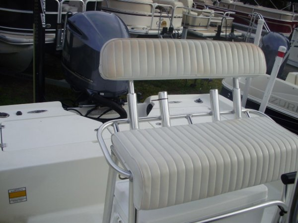 Pre-Owned 2005  powered Action Craft Boat for sale 2005 Action Craft 23 Bay for sale in INVERNESS, FL