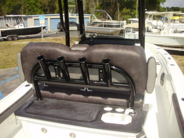 Leaning Post Rod Holders 2020 Crevalle 26 for sale in INVERNESS, FL