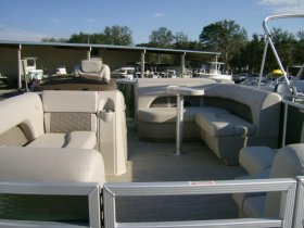 2020 Bennington 20SSX for sale at APOPKA MARINE in INVERNESS, FL
