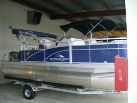 2020 Bennington 18SFV for sale at APOPKA MARINE in INVERNESS, FL