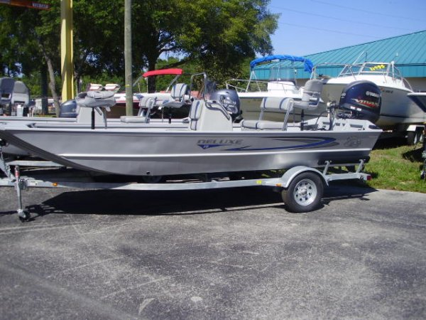 New G3 18CCTDLX with a Yamaha SHO 90 2020 G3 18CCTDLX for sale in INVERNESS, FL