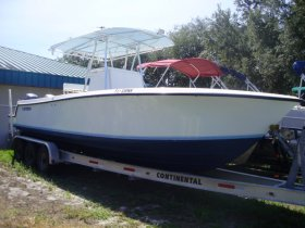 2007 Contender 25 sport for sale at APOPKA MARINE in INVERNESS, FL