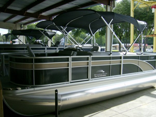 New 2021  powered Power Boat for sale 2021 Bennington 21SFX Tri-tune for sale in INVERNESS, FL