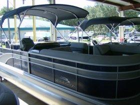 2021 Bennington 22GSAPG Tri-toon for sale at APOPKA MARINE in INVERNESS, FL