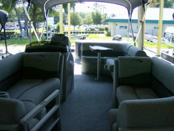 Used 2021 Bennington  Boat for sale 2021 Bennington 22GSAPG Tri-toon for sale in INVERNESS, FL