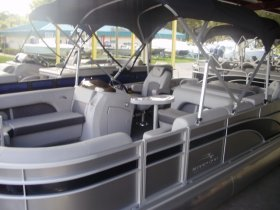 2020 Bennington 20SSXP Tritoon for sale at APOPKA MARINE in INVERNESS, FL