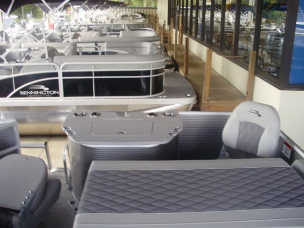 Rear Fishing 2020 Bennington 20SSXP Tritoon for sale in INVERNESS, FL