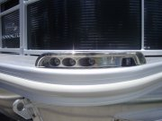 Stainless Steel Docking Lights 2021 Bennington 21SSX Tritoon for sale in INVERNESS, FL