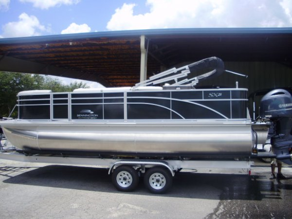 2021 Bennington 21SSX Tritoon 2021 Bennington 21SSX Tritoon for sale in INVERNESS, FL