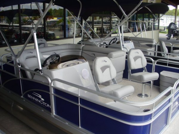 Bow Fishing Seat 2021 Bennington 188SFV for sale in INVERNESS, FL