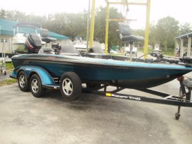 1998 Ranger Boats 519 for sale at APOPKA MARINE in INVERNESS, FL