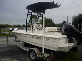 2013 Keywest Boats 186 Bayreef for sale at APOPKA MARINE in INVERNESS, FL