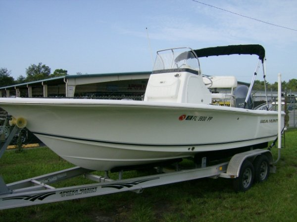 Used 2014 Sea Hunt BX20BR for sale 2014 Sea Hunt BX20BR for sale in INVERNESS, FL