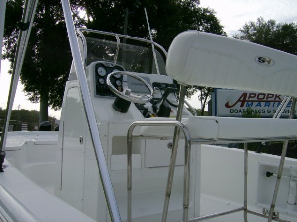 Used 2014 Power Boat for sale 2014 Sea Hunt BX20BR for sale in INVERNESS, FL