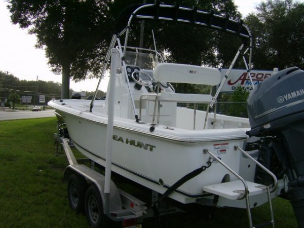 Used 2014 Sea Hunt Power Boat for sale 2014 Sea Hunt BX20BR for sale in INVERNESS, FL