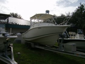 2000 Scout Boats 260 Cabrio for sale at APOPKA MARINE in INVERNESS, FL