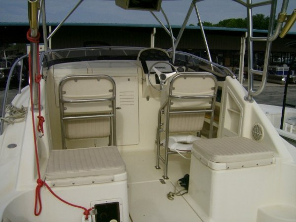 Pre-Owned 2021 Scout Boats 260 Cabrio Power Boat for sale 2000 Scout Boats 260 Cabrio for sale in INVERNESS, FL