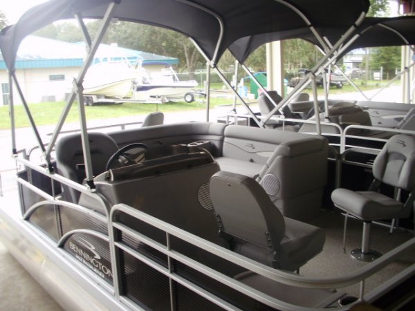Bennington 188SFV Pontoon Boat 2021 Bennington 188SFV for sale in INVERNESS, FL