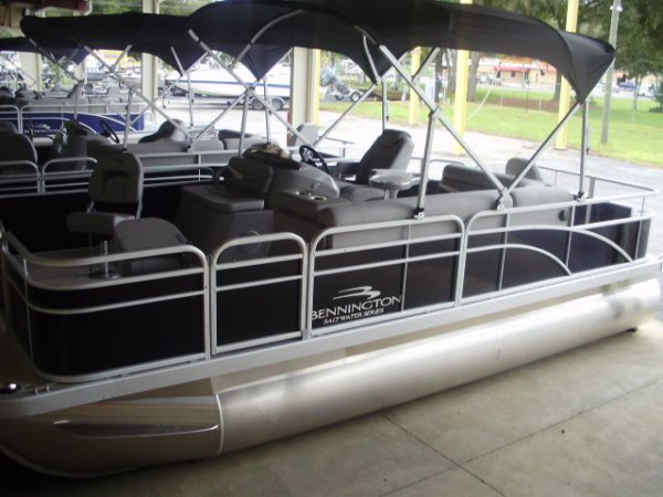 Bennington Pontoon 20SFV 2021 Bennington 20SFV for sale in INVERNESS, FL