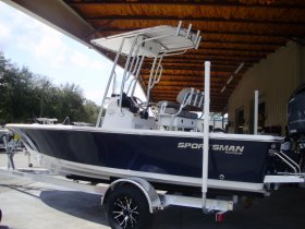 2021 Sportsman 207 Masters for sale at APOPKA MARINE in INVERNESS, FL