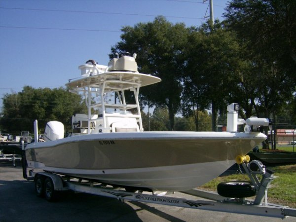 Used 2018 Power Boat for sale 2018 Crevalle 26 Bay for sale in INVERNESS, FL