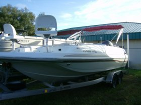 2017 Hurricane 201SS for sale at APOPKA MARINE in INVERNESS, FL