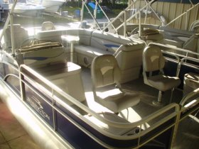 2021 Bennington 20SFV Pontoon for sale at APOPKA MARINE in INVERNESS, FL