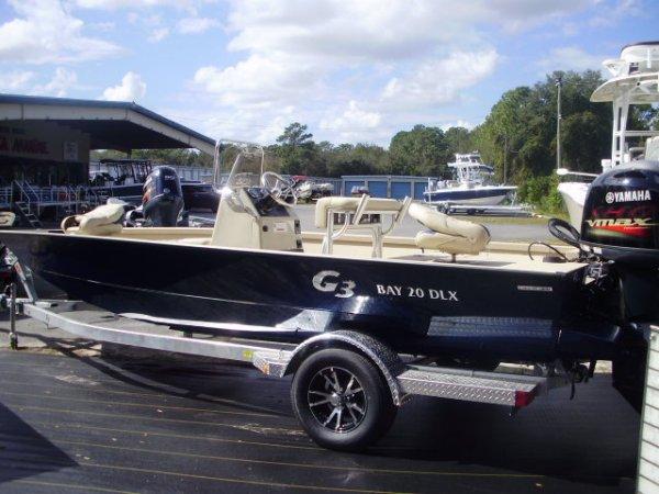 G3 BAY 20 DLX 2021 G3 Bay20DLX for sale in INVERNESS, FL