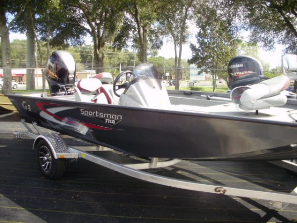 1710 Sportsman 2021 G3 1710 Sportsman for sale in INVERNESS, FL