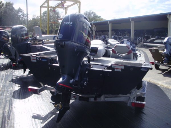 Yamaha 90 2021 G3 1710 Sportsman for sale in INVERNESS, FL