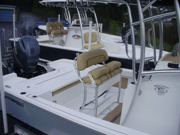 New 2021 Sportsman 227 Masters Power Boat for sale 2021 Sportsman 227 Masters for sale in INVERNESS, FL