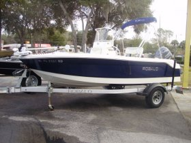 2016 Robalo 160 for sale at APOPKA MARINE in INVERNESS, FL