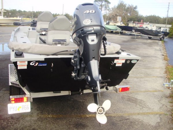 Yamaha 40 2020 G3 1610SS for sale in INVERNESS, FL