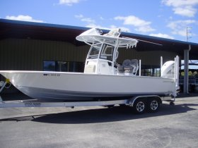2021 Sportsman 267OE for sale at APOPKA MARINE in INVERNESS, FL