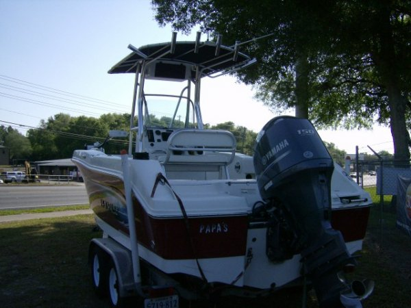Used 2014 Robalo for sale 2014 Robalo R200 for sale in INVERNESS, FL