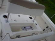 Storage Under Helm Seat 2022 Robalo R222 for sale in INVERNESS, FL